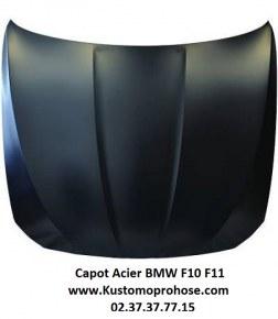 Capot en acier BMW Série 5 F10 F11