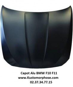 Capot en aluminium BMW Série 5 F10 F11