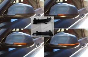 CLIGNOTANT RÉPÉTITEURS RÉTRO LED DYNAMIQUE DÉFILANT BMW SÉRIE 1/2/3/4/X1