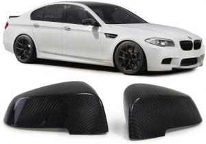 Coque de rétro carbone BMW série 5 F10