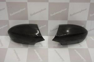 Coques de rétroviseur complètes carbone BMW M3 E92 E93