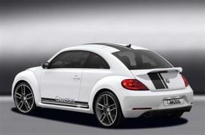 Becquet de coffre CARACTERE VW Beetle