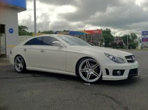 Bas de caisse Mercedes CLS W219