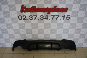 Diffuseur ar bmw serie 3 E92 E93 pack m look Performance