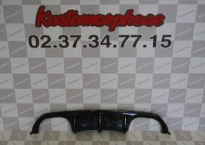 Diffuseur arrière carbone BMW M4 F82 F83 M3 F80