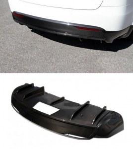 Diffuseur Arrière Carbone NOVITEC Tesla Model X