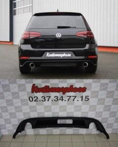 Diffuseur arrière Golf 7.5 VII Facelift GTI