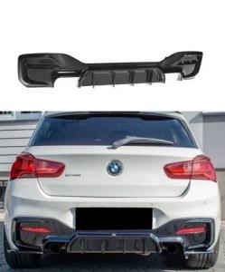 Diffuseur arrière pack M DTM look pour BMW série 1 F20 F21 LCI