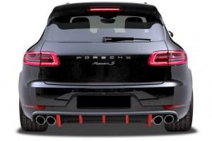 diffuseur arrière Porsche Macan