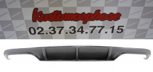 Diffuseur carbone pour Mercedes Classe C AMG C63