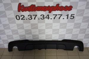 Diffuseur de pare choc arrière pack M Performance BMW Série 5 F10 535