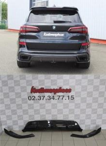 Diffuseur carbone BMW X5 G05 pack M