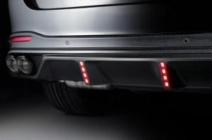 Feux de stop led pour diffuseur LARTE Design Mercedes GLS X167