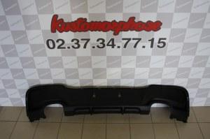 Diffuseur Pack M performance BMW série 1 F20 F21 duplex