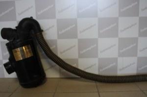 Durite récupérateur d'air chaud boite a air Noir