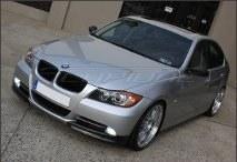 Splitter pour BMW Série 3 E90 E90 2008 à 2011