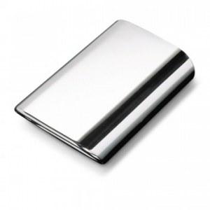 Embout d'échappement, oval, biseauté, 150x75mm, 200mm, avec absorbeur, homologation CEE