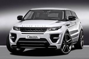 Pare choc av Range Rover Evoque Caractere