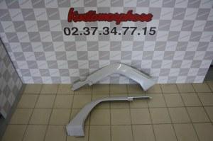 Paire d'Extensions arrières GT Turbo Phase 1