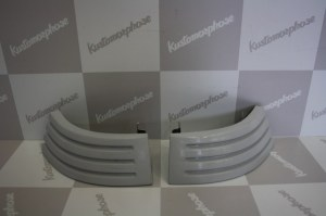 Paire de dessous de feux arrières GT Turbo Phase 1