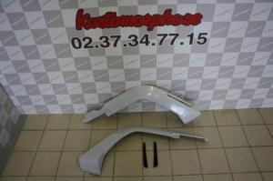Paire d'Extensions arrières GT Turbo Phase 1 avec prise d'air démontable
