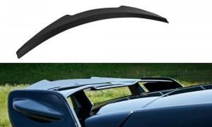 Extension de becquet de toit noir brillant pour Mercedes classe A W176 AMG Facelift