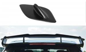 Extension de cote de becquet de toit noir brillant pour Mercedes classe A W176 AMG Facelift