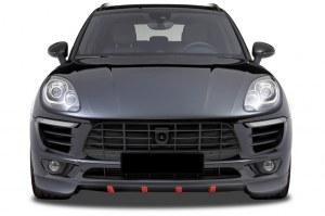Rajout de pare choc avant Porsche Macan