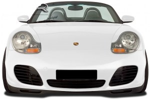 Pare choc av porsche 996 look turbo