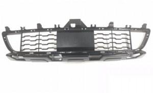 grille centrale de pare choc avant pack M BMW F32 avec option Régul. vitesse actif+fonction Stop&Go(insert prise d'air mediane)