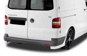 Rajout coin de pare choc ar VW T5