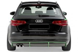 Diffuseur arrière Audi A3 8V S Design