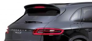 Aileron arrière Porsche Macan