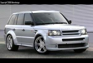 Kit large Range Rover Sport CRUSADER