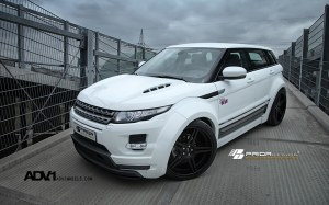 kit large Range Rover Evoque Prior