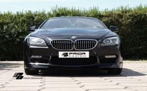 PARE-CHOCS AVANT PRIOR DESIGN POUR BMW SERIE 6 (F12/F13)