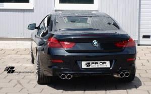 PARE-CHOCS ARRIÈRE PRIOR DESIGN POUR BMW SERIE 6 (F12/F13)
