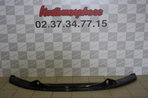 Lame splitter bmw serie 2 F22 F23 Pack M Carbone