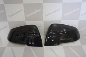 Coques de rétroviseur a collé carbone BMW