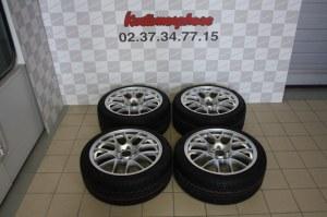 Pack jantes et pneus BMW serie 3 8x18 et 9x18