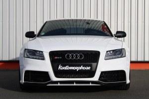 Pare choc av Audi A5 (2007-2013) RS5 Design