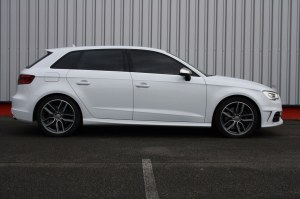 Bas de caisse ABS Audi A3 8V S3 RS3