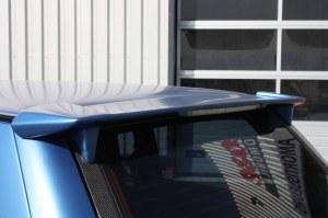 """Becquet de toit """"Asphalte"""" Esquiss'Auto petit modèle avec feu stop pour super 5 gt turbo"""