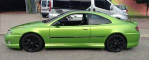 Bas de caisse Sport 406 coupé