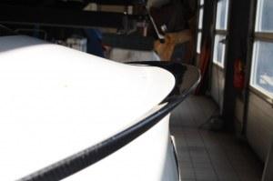 AILERON BECQUET VW PASSAT CC CARBONE