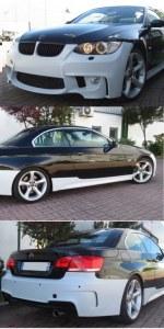 Kit carrosserie E92 E93 Look 1M