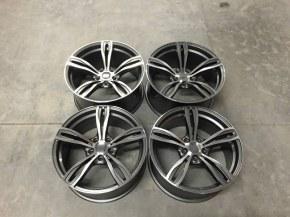 4 Jante Type M5 pour BMW F10 en 19 pouces