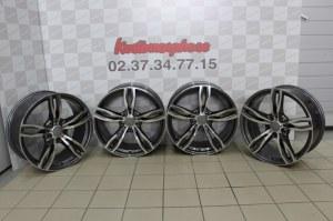 4 Jante Type M5 pour BMW F10 en 20 pouces