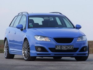 Kit complet JE DESIGN pour Seat Exeo 3R pour Break