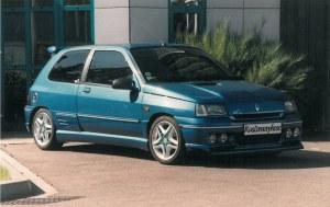 "jeu de bas de caisse ""JOKER I"" Esquiss'Auto pour Renault Clio 1 Standard"